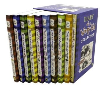 DIARY OF A WIMPY KID: Complete Series Box Set