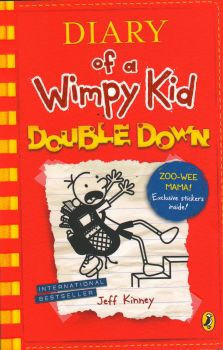 DIARY OF A WIMPY KID: Double Down, Book 11