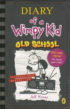 DIARY OF A WIMPY KID: Old School, Book 10
