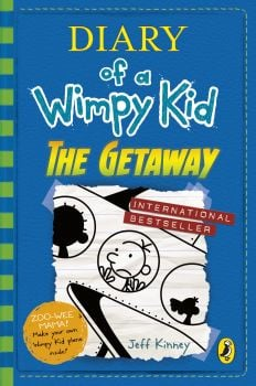 DIARY OF A WIMPY KID: The Getaway, Book 12