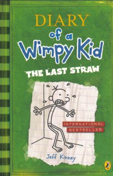 DIARY OF A WIMPY KID: The Last Straw. (Jeff Kinn