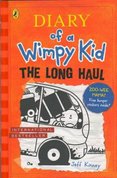 DIARY OF A WIMPY KID: The Long Haul, Book 9