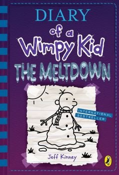 DIARY OF A WIMPY KID: The Meltdown, Book 13