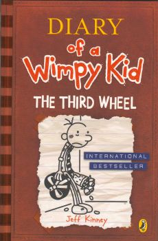 DIARY OF A WIMPY KID: THE THIRD WHEEL, Book 7