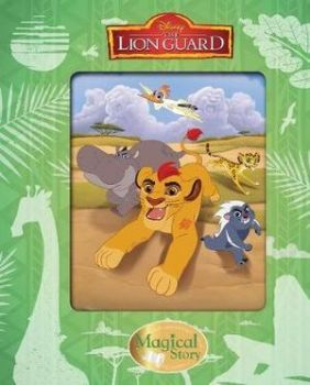 """THE LION GUARD. """"Magical Story"""""""