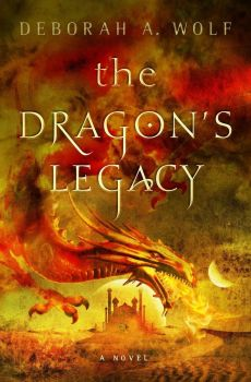 THE DRAGON`S LEGACY, Book 1