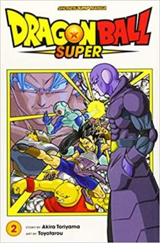 DRAGON BALL SUPER, Volume 2