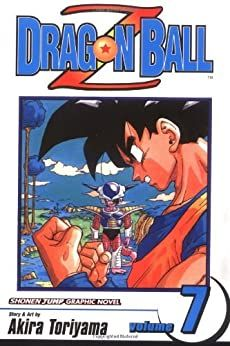 DRAGON BALL Z, Volume 7