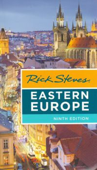 "EASTERN EUROPE, Ninth Edition. ""Rick Steves"""