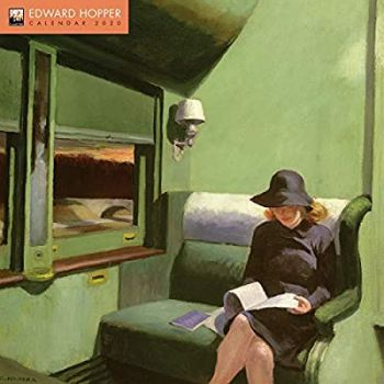 EDWARD HOPPER 2020. /стенен календар/