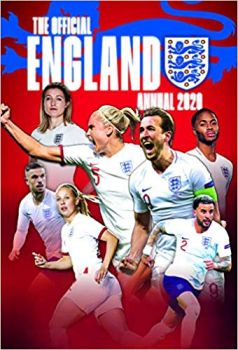 THE OFFICIAL ENGLAND FA ANNUAL 2020