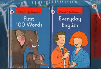 "ENGLISH FOR BEGINNERS PACK 1. ""Ladybird"""