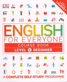 ENGLISH FOR EVERYONE: Course Book, Level 1