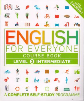 ENGLISH FOR EVERYONE: Course Book, Level 3
