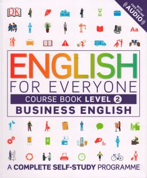 ENGLISH FOR EVERYONE: Course Book, Level 2: Business English