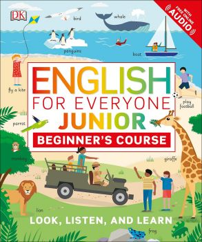 ENGLISH FOR EVERYONE JUNIOR: Beginner`s Course