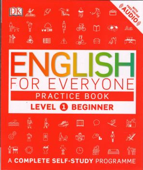 ENGLISH FOR EVERYONE: Practice Book, Level 1