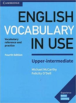 ENGLISH VOCABULARY IN USE, Upper-Intermediate Book with Answers