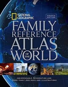 FAMILY REFERENCE ATLAS OF THE WORLD, 4th Edition