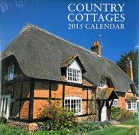 COUNTRY COTTAGES 2015. /стенен календар/