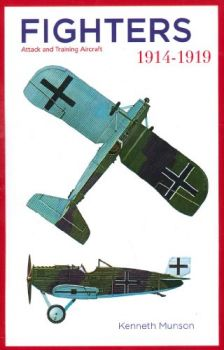 FIGHTERS 1914-1919. ATTACK AND TRAINING AIRCRAFT