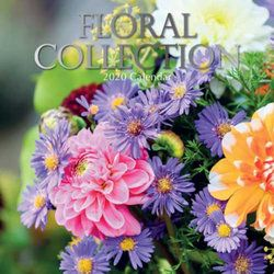 FLORAL COLLECTION 2020. /стенен календар/