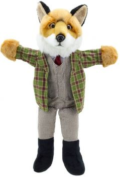 FOX: Dressed Animal Puppets