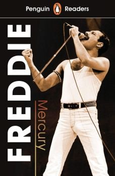 "FREDDIE MERCURY. ""Penguin Readers"""