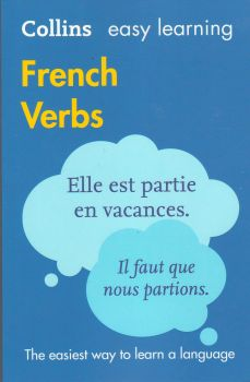 """FRENCH VERBS. """"Collins Easy Learning"""""""