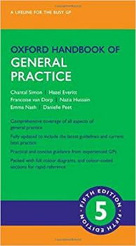 OXFORD HANDBOOK OF GENERAL PRACTICE, 5th Edition
