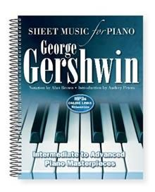GEORGE GERSHWIN: Sheet Music for Piano