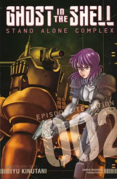GHOST IN THE SHELL: Stand Alone Complex, Volume 2