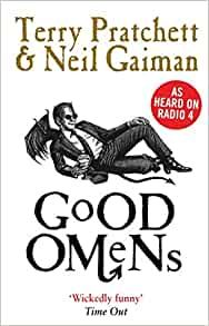 THE QUITE NICE AND FAIRLY ACCURATE GOOD OMENS: Script Book