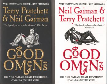 GOOD OMENS: The Nice and Accurate Prophecies of