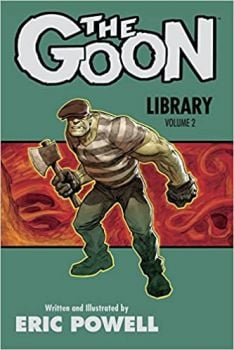 THE GOON LIBRARY, Volume 2
