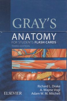 GRAY`S ANATOMY FOR STUDENTS, 3rd Edition