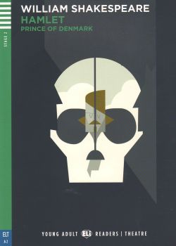 """HAMLET. """"Young Adult Eli Readers"""", A2 - Stage 2 + CD"""