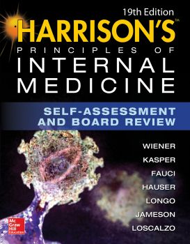 HARRISON`S PRINCIPLES OF INTERNAL MEDICINE: Self-Assessment and Board Review, 19th Edition