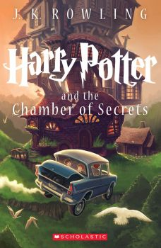 "HARRY POTTER AND THE CHAMBER OF SECRETS. ""Harry Potter"", Book 2"