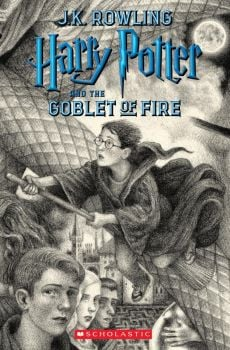 "HARRY POTTER AND THE GOBLET OF FIRE. ""Harry Potter"", Book 4"