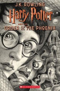 "HARRY POTTER AND THE ORDER OF THE PHOENIX. ""Harry Potter"", Book 5"