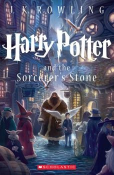 "HARRY POTTER AND THE SORCERER`S STONE. ""Harry Potter"", Book 1"