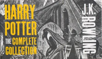 HARRY POTTER BOXED SET: The Complete Adult Collection