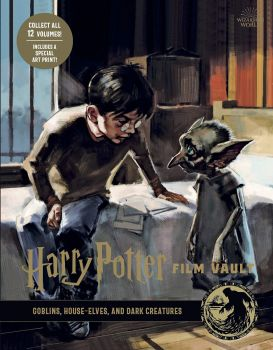 HARRY POTTER:The Film Vault, Volume 9