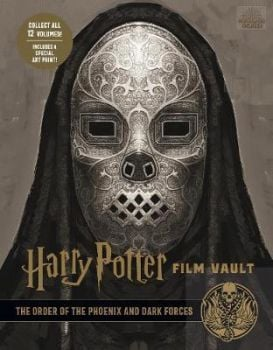 HARRY POTTER:The Film Vault, Volume 8