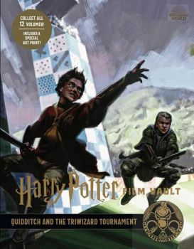 HARRY POTTER:The Film Vault, Volume 7