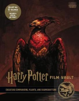 HARRY POTTER:The Film Vault, Volume 5