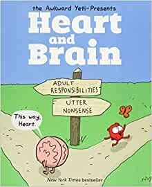 HEART AND BRAIN, Book 1