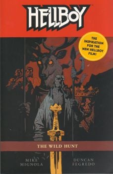 HELLBOY: The Wild Hunt, 2nd Edition