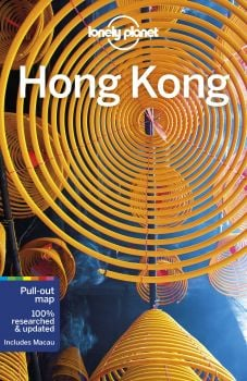 """HONG KONG, 18th Edition. """"Lonely Planet Travel Guide"""""""